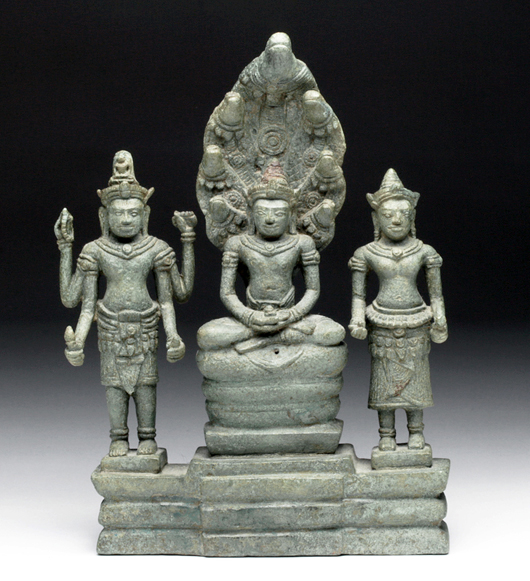 Artemis Gallery to auction Smithen collection of ancient bronzes Mar. 19