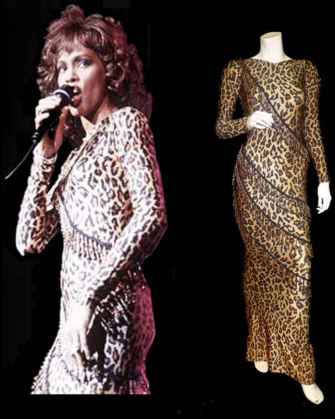 Historical Estates to preview Whitney Houston\'s gowns at Apr. 4 auction
