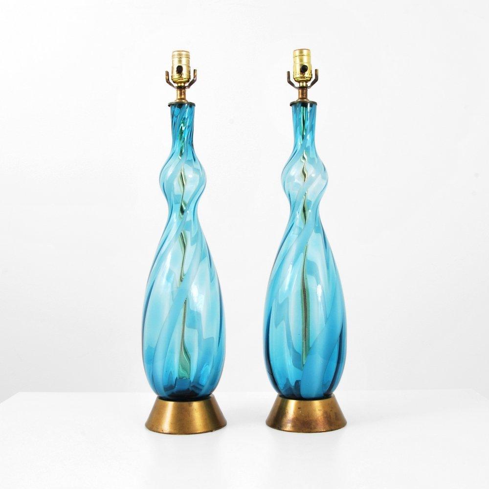Italian Murano Lamps