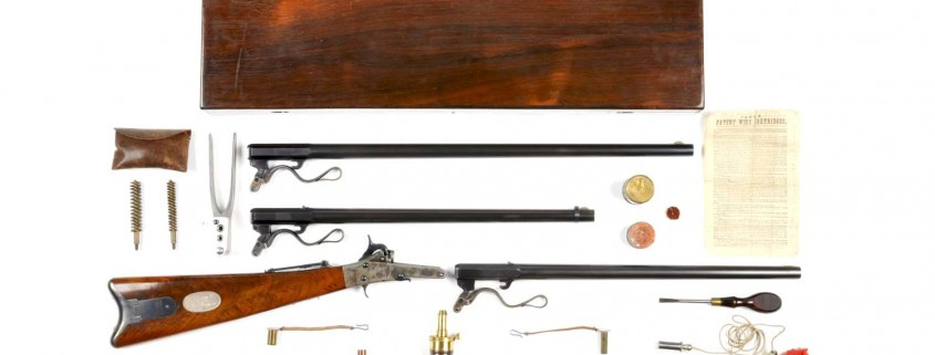 Morphy's sets sights on historical guns for May 23 Firearms Auction