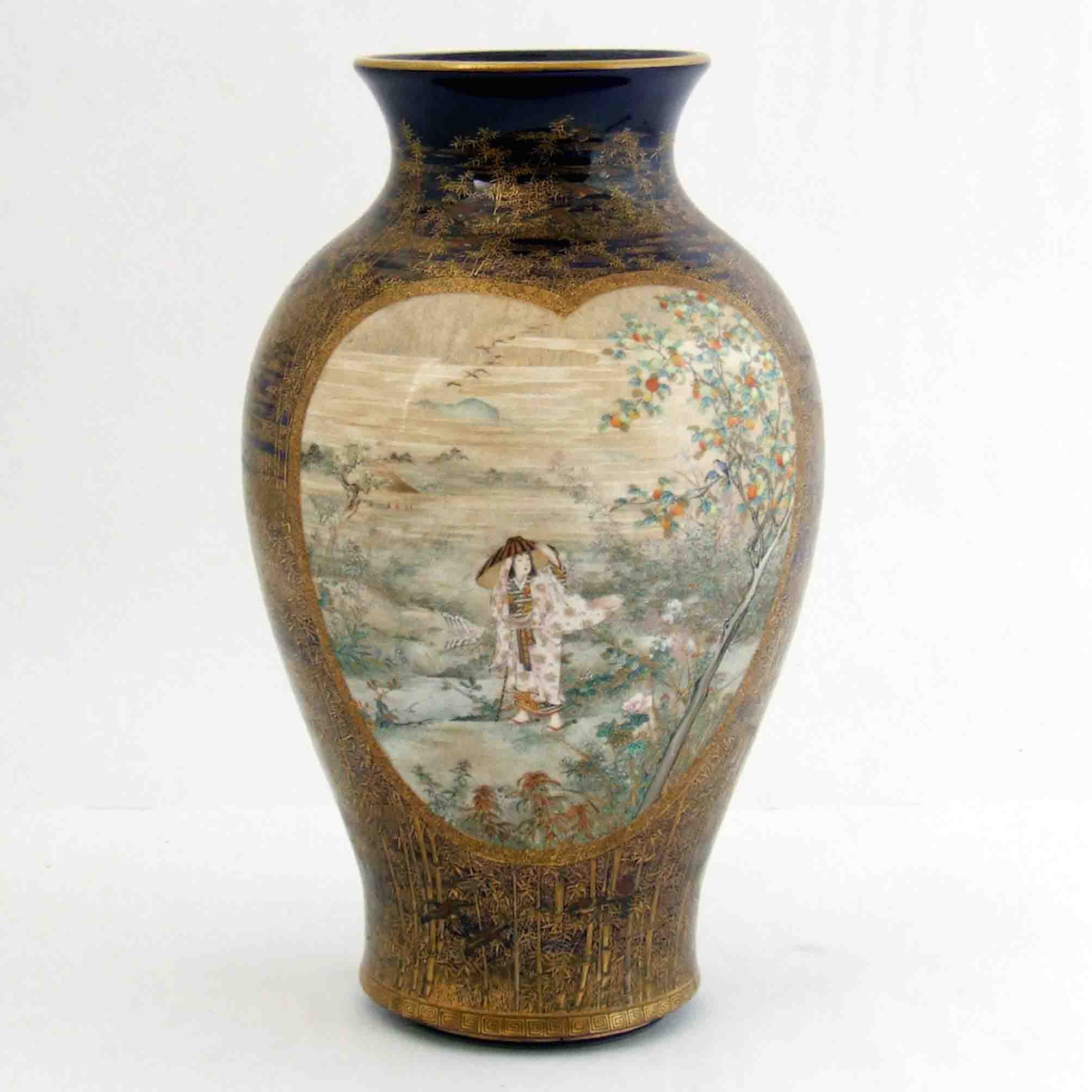 Miscellaneana satsuma the ware is named after satsuma province now kagoshima prefecture on kyushu the southernmost of japans islands korean potters founded kilns there in reviewsmspy