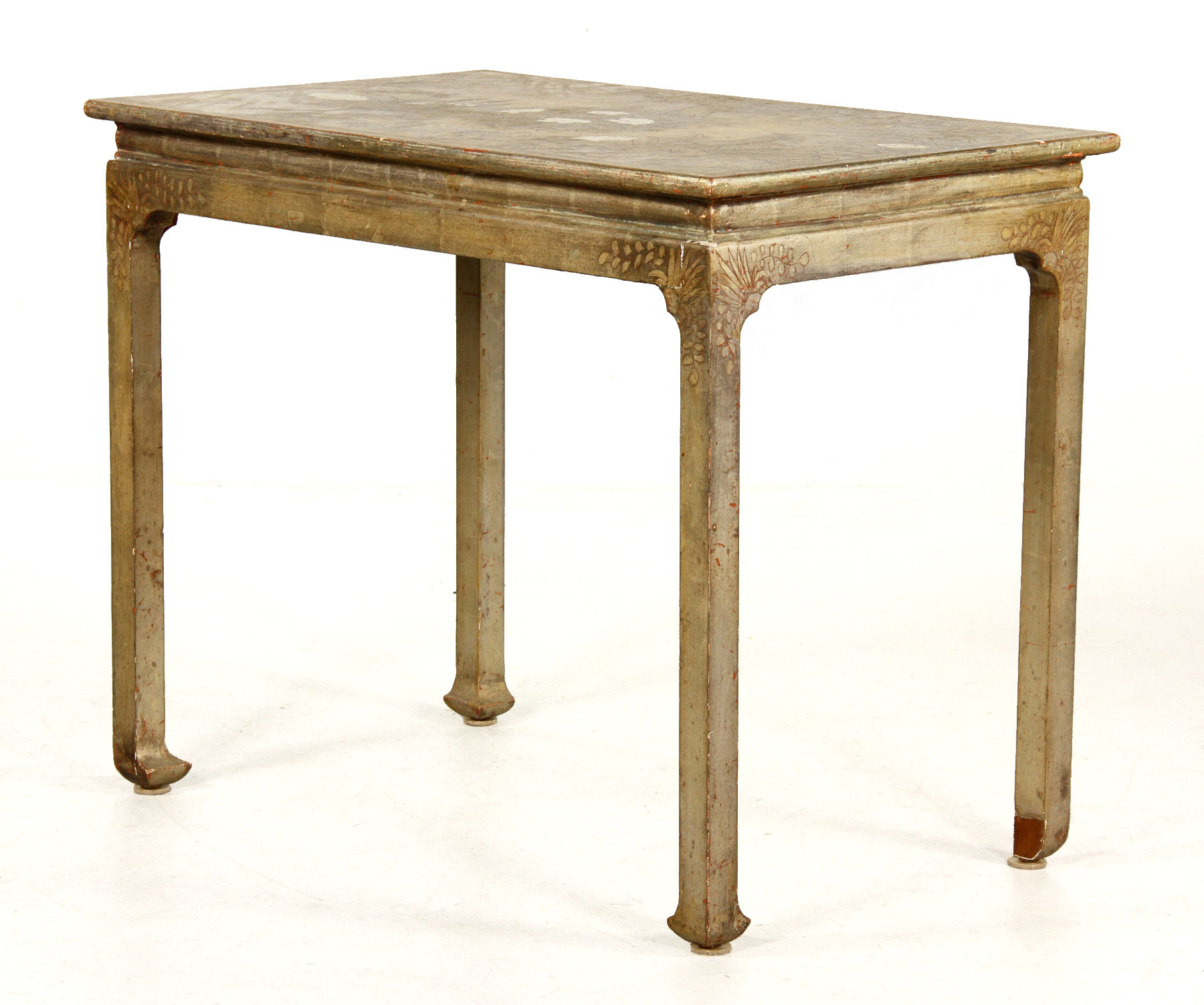 Max Kuehne Handcrafted Library Table (est. $3,000 $5,000). Kaminski  Auctions Image