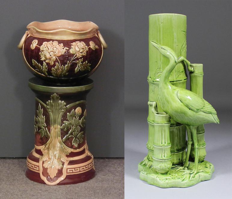 Miscellaneana Bretby Pottery