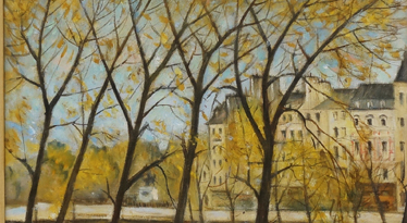 Nevinson painting top attraction at Roseberys art auction June 30