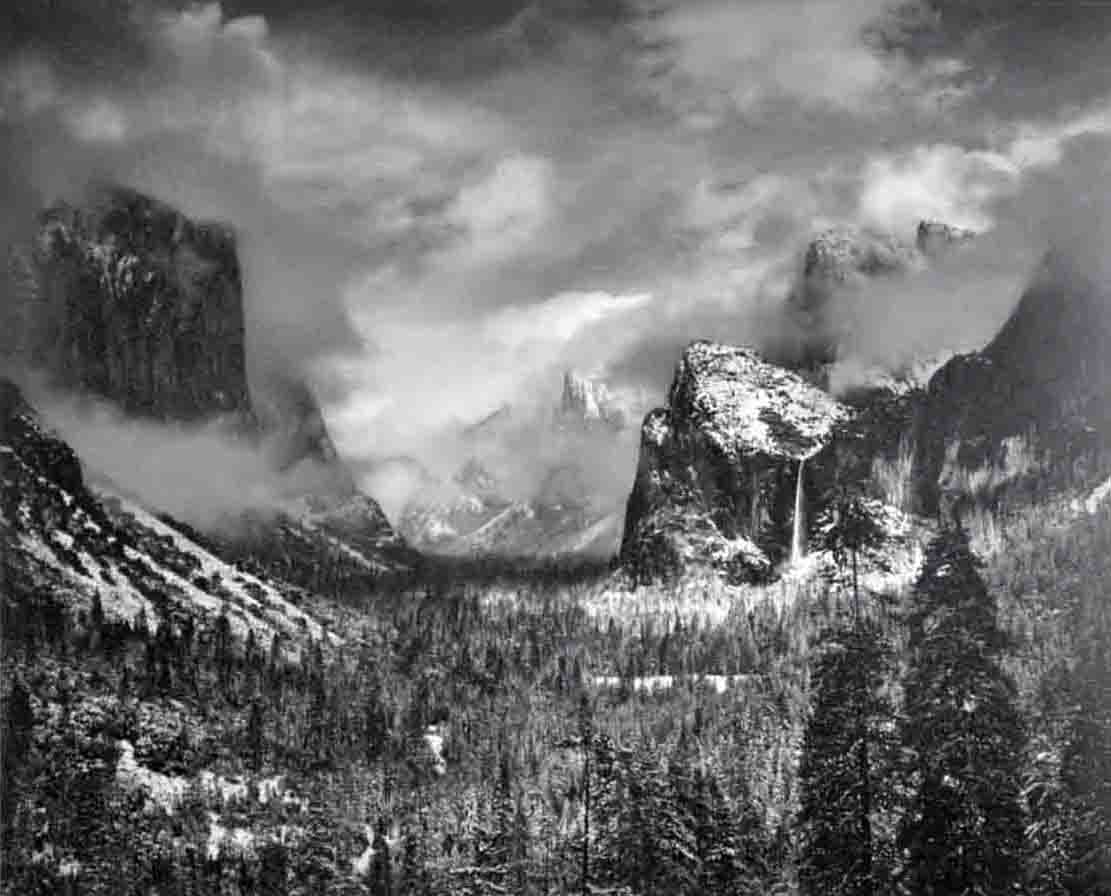 Ansel Adams photos see light of day at Leighton Galleries, July 30