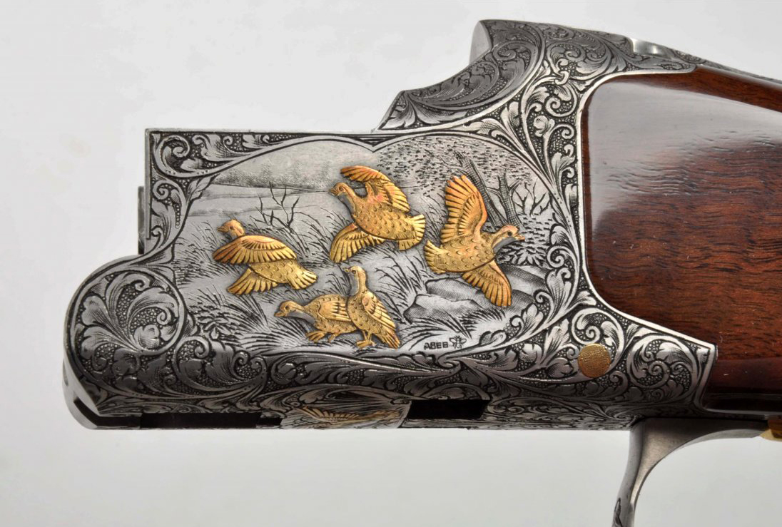 Civil War archive, Browning shotguns attracted collectors to