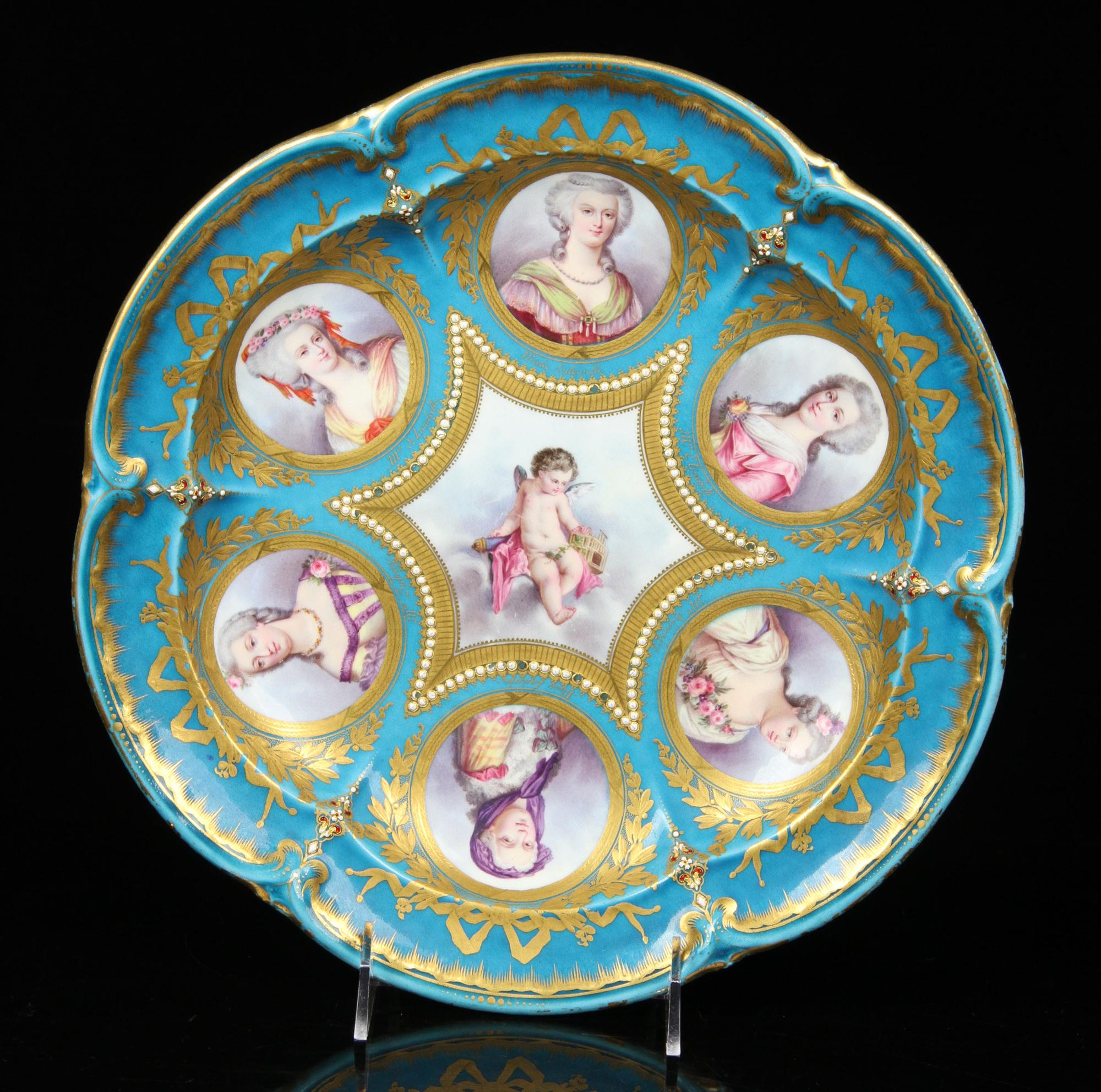 , Continental porcelain, silver add elegance to Kaminski sale Sept. 13