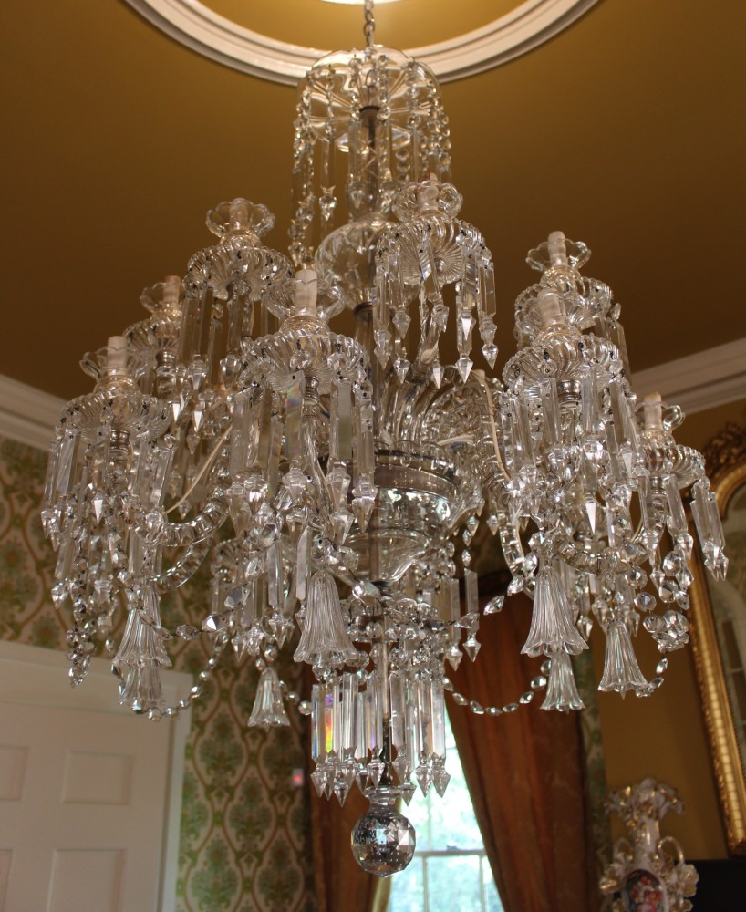 Baccarat chandelier prices exquisite french baccarat chandelier large 19th century cut glass 16arm chandelier of baccarat crystal price realized aloadofball Gallery