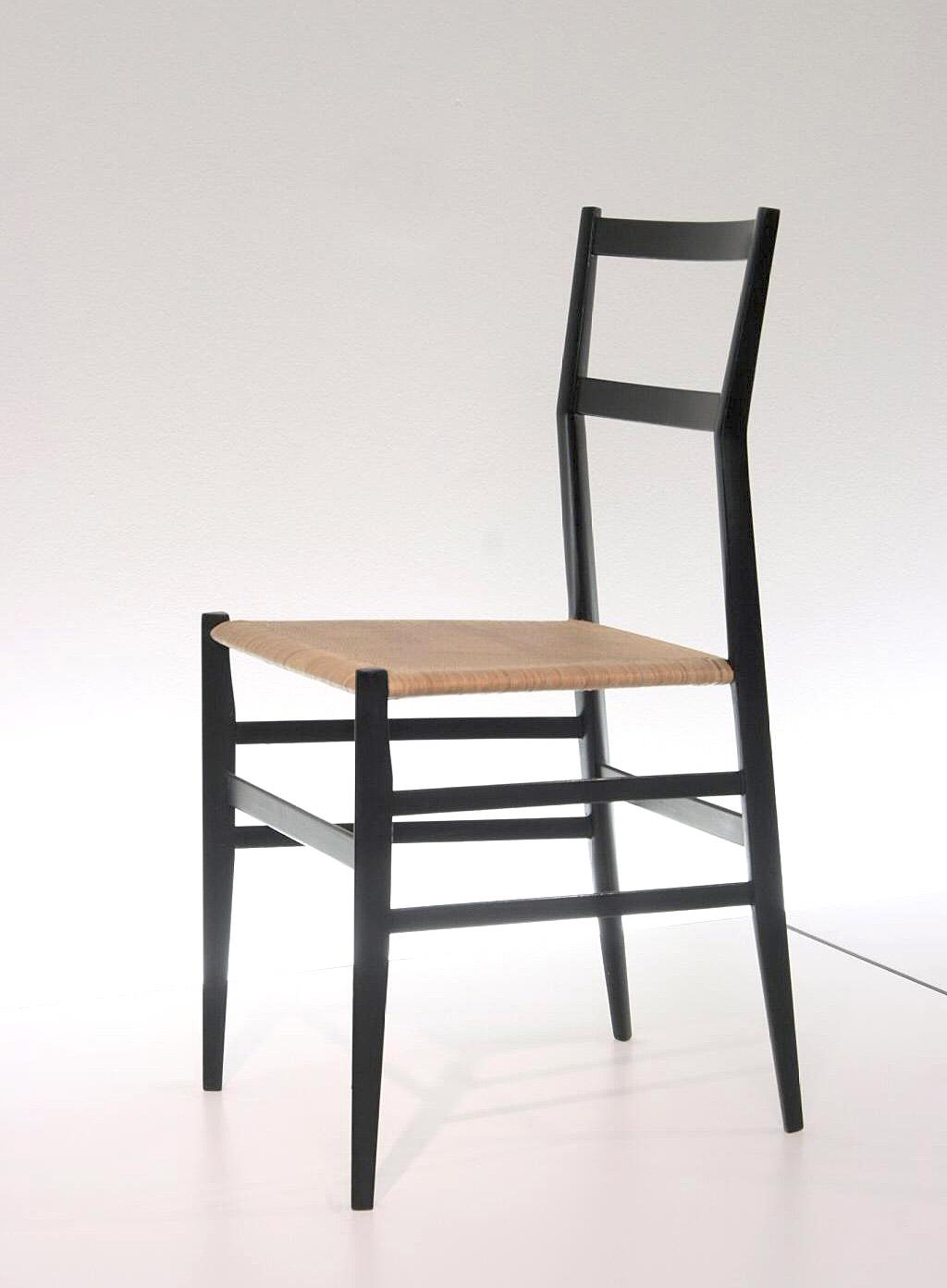 One Of Pontiu0027s Best Known Creations, The U0027Superleggerau0027 Side Chair Was  Designed
