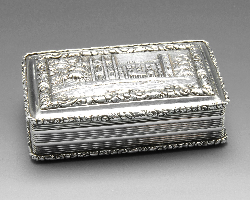 , Fellows' Sept. 21 auction documents England's rich history of silver & metals design