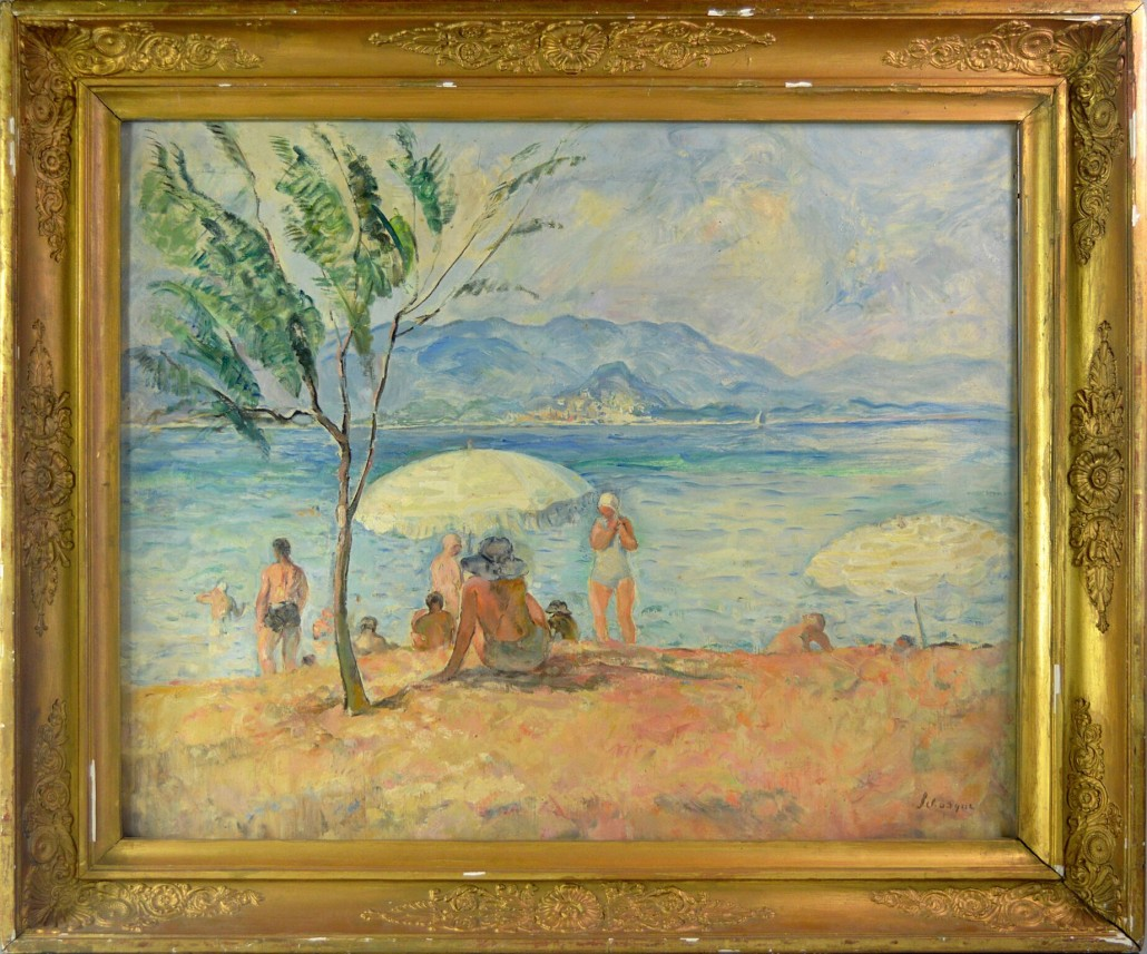 Henri Lebasque painting tops $51,000 at Roseberys auction