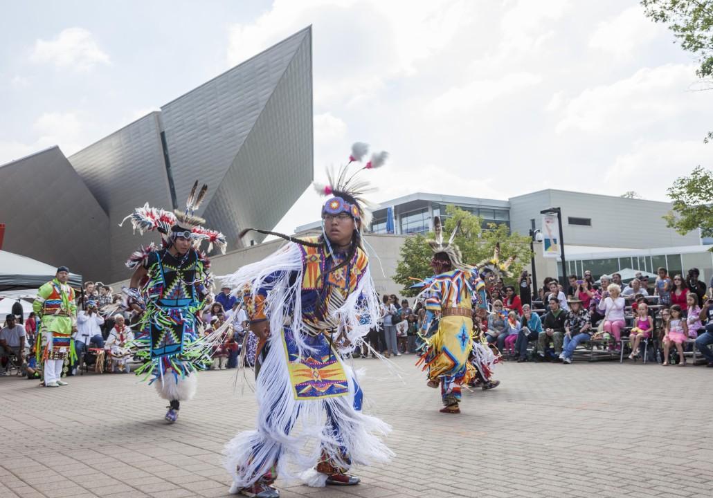 , Denver Museum of Art sponsors Friendship Powwow Sept. 12