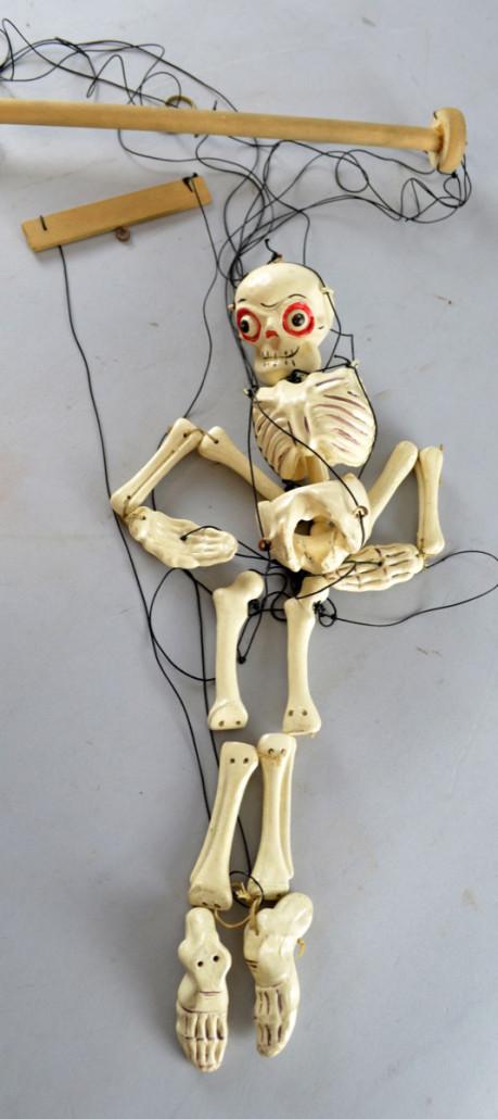 , Miscellaneana: Pelham puppets