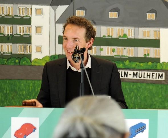 Carsten Saure versteigert seit 16 Jahren Wiking-Autos. Foto mit freundlicher Genehmigung des Auktionshauses Saure.