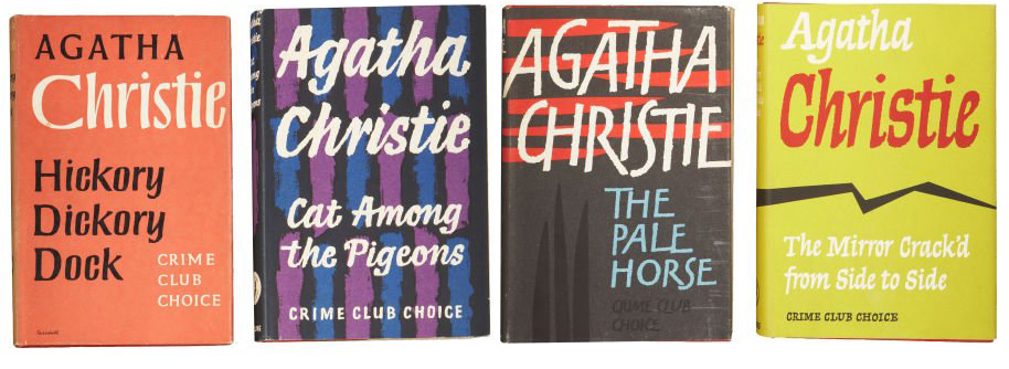 Fans flock to seaside town to honor queen of crime fiction, Agatha Christie