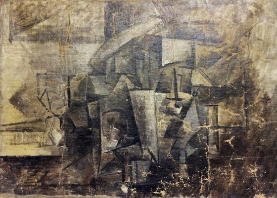 Picasso Painting Found In Us Back In Paris Museum