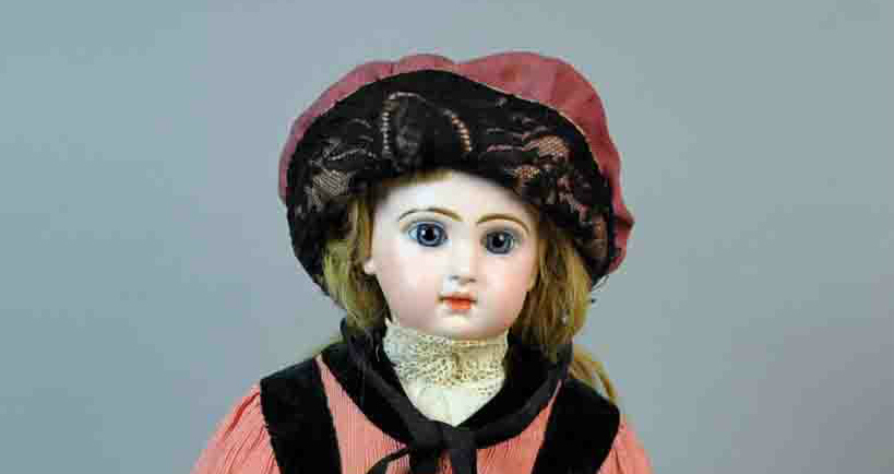 Leighton Galleries to auction noted doll collection Oct. 15