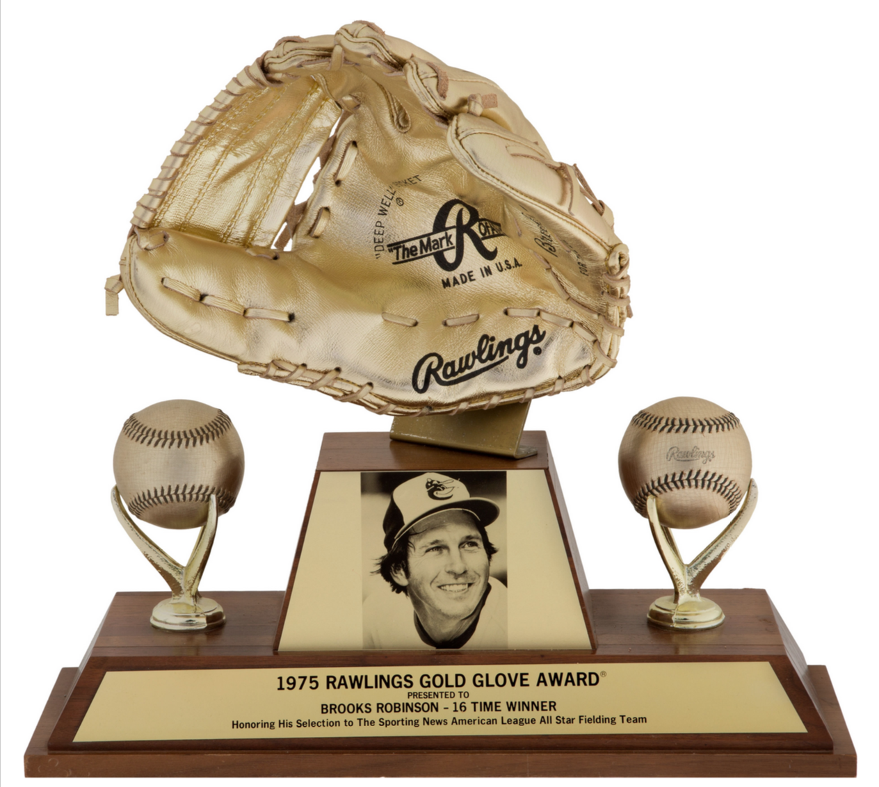 Brooks Robinson Puts Series Rings MVP Trophy Up For Auction