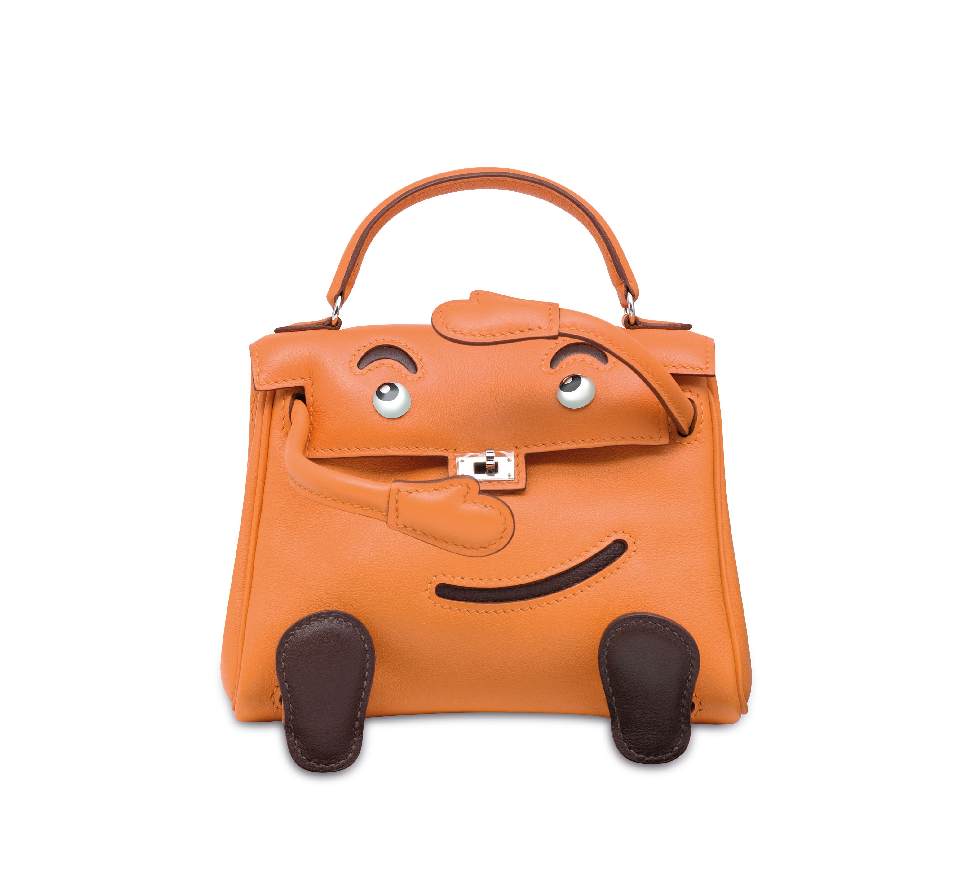 The Diminutive Bag Hermes Called Quelle Idole A Play On Kelly Doll Was