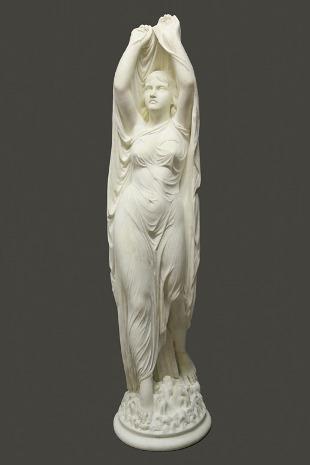 Chauncey B. Ives sculpture