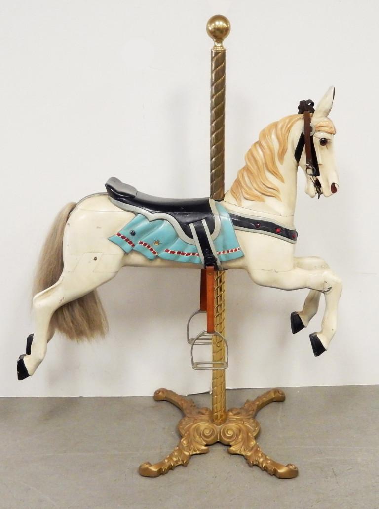 1910 Herschell-Spillman carousel horse