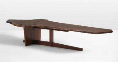 Nakashima table starring in Wright Design Masterworks auction May 19