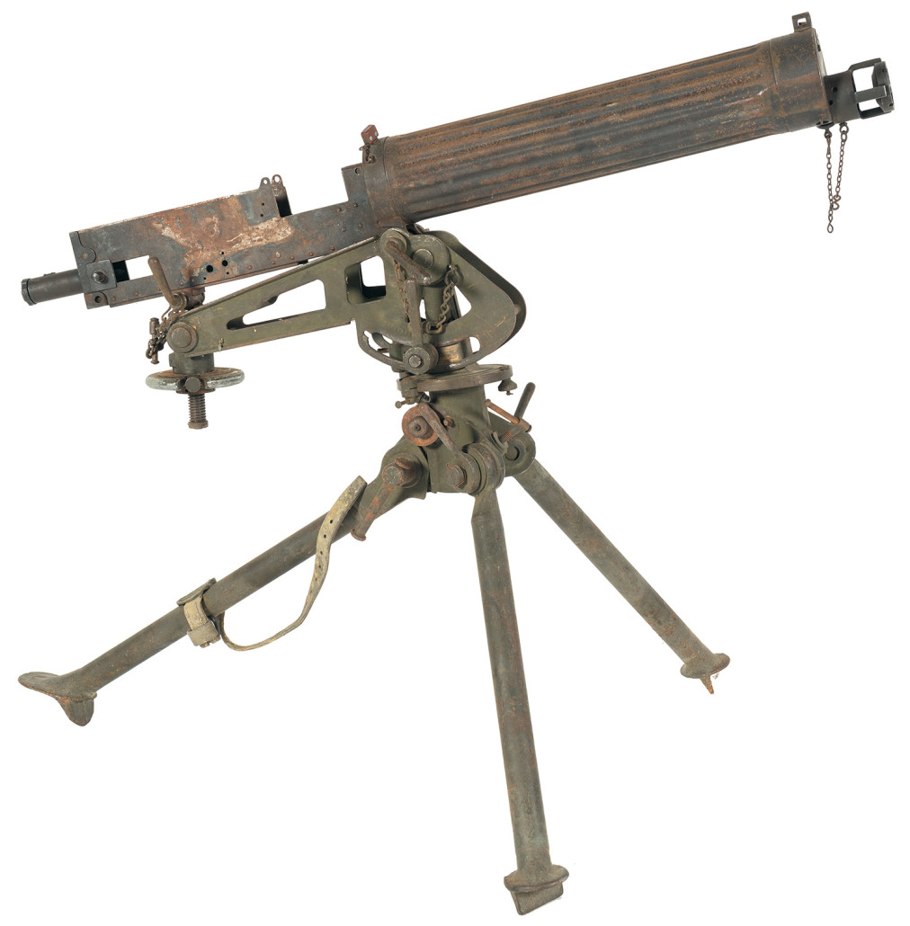 Colt-Vickers machine gun