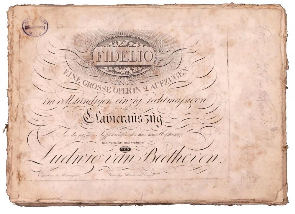 Copy Beethoven opera Fidelio