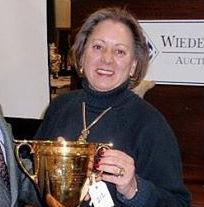 In Memoriam: Auction house partner Gillian B. Wiederseim