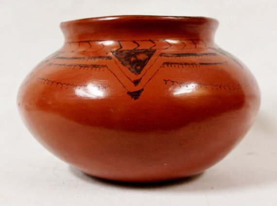 Native-American pottery