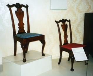 Side Chairs. Fred Taylor Image