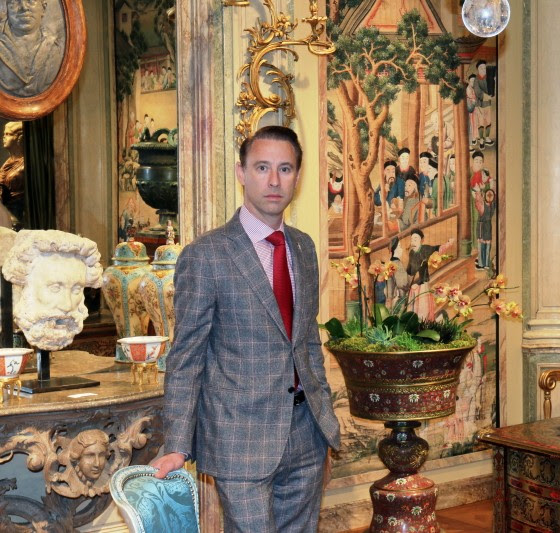 Scott Diament, CEO and president of the Palm Beach Show Group. Palm Beach Show Group image