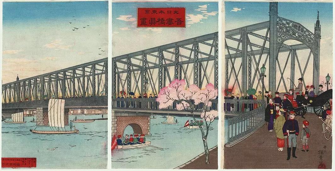 Wit, wisdom and wonder of Japanese woodblocks prints