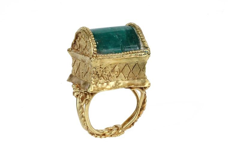 Circa 100 BC Greek ring