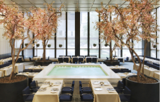 The Four Seasons restaurant in NYC closes