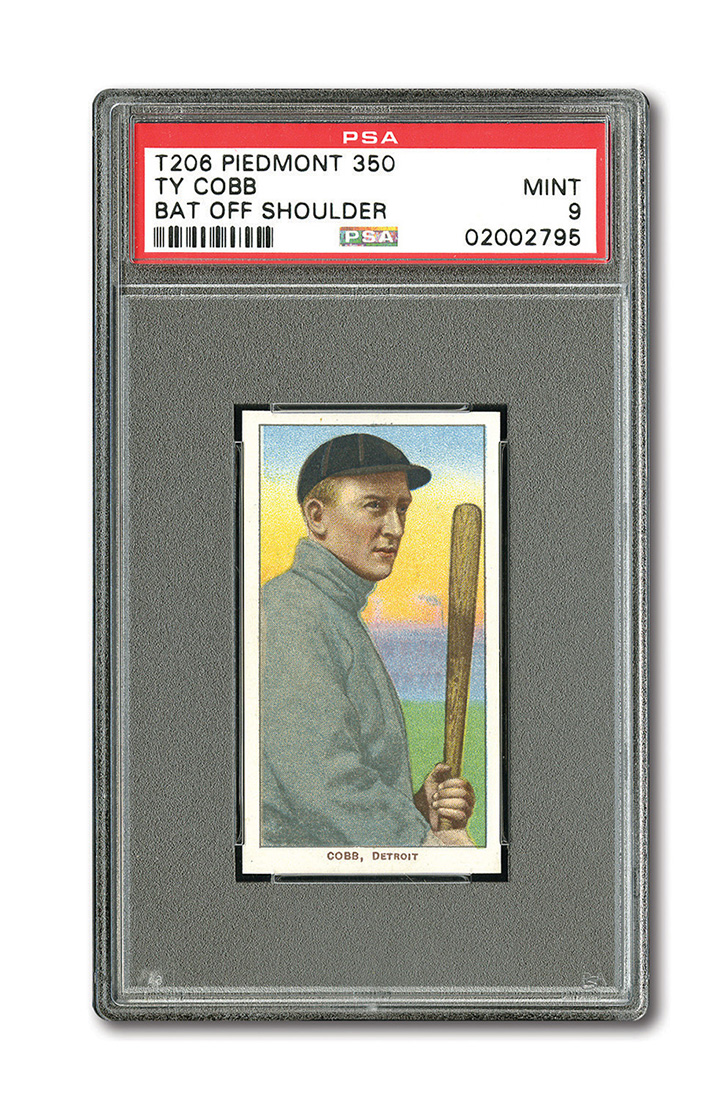 1909 Joe Jackson Baseball Card Knocks It Out Of The Park