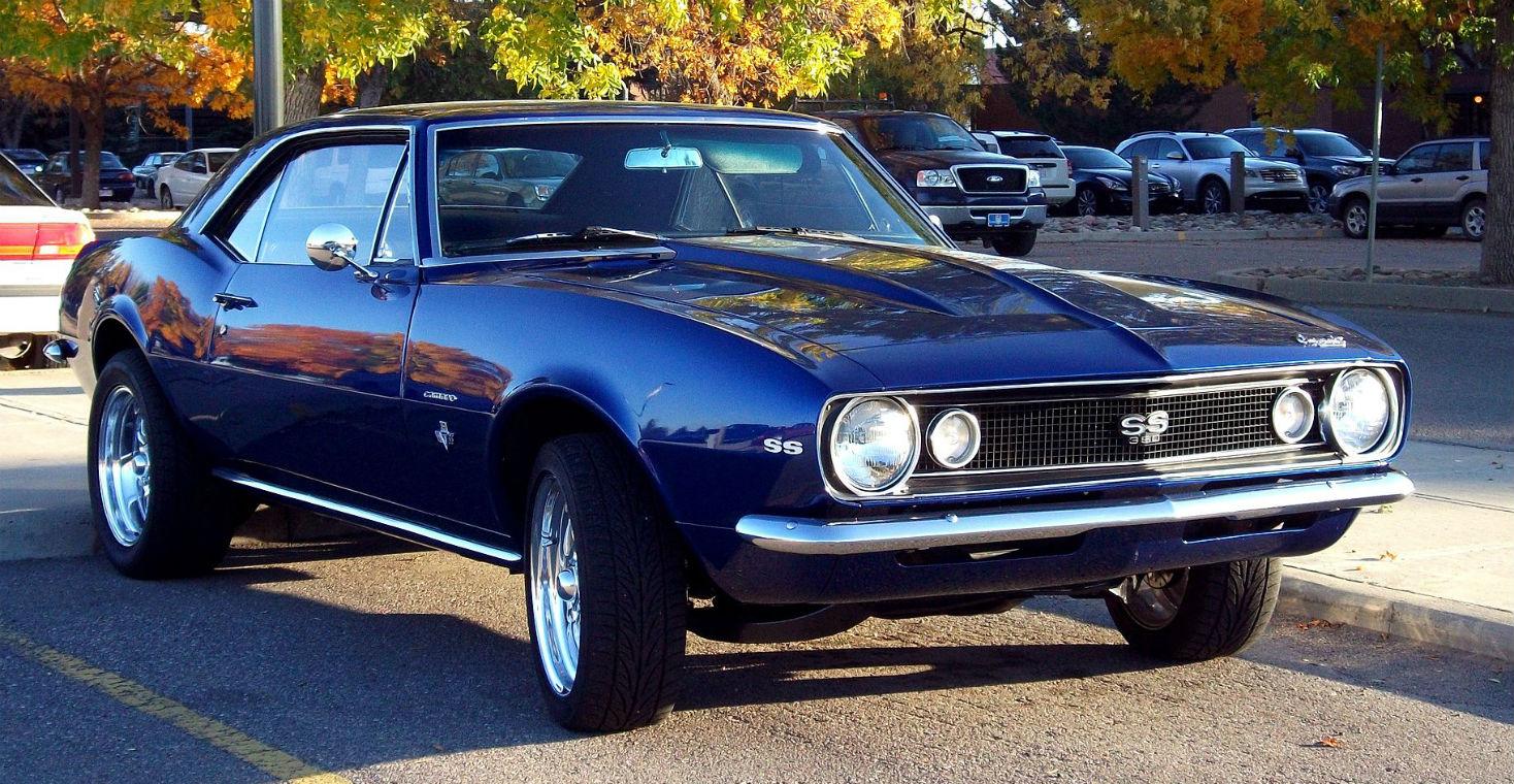 First Chevrolet Camaro restored, added to historic list