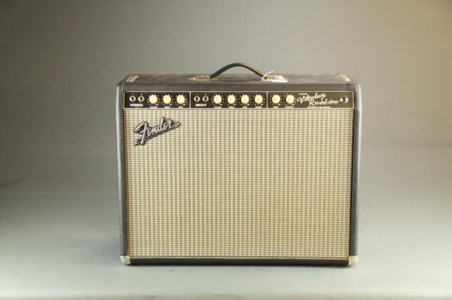 Fender 'Blackface' Vibrolux Reverb 35W amplifier, est. $600-$900
