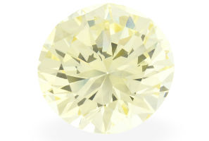 Huge, fancy yellow diamond ring fetches $442,000 at Simpson Galleries