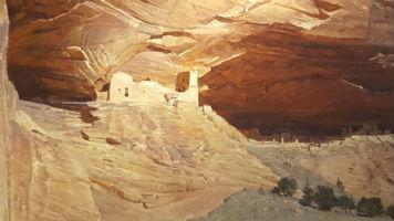 Waca braces for bidding battle over Walters' 'Anasazi Castle' Sept. 17