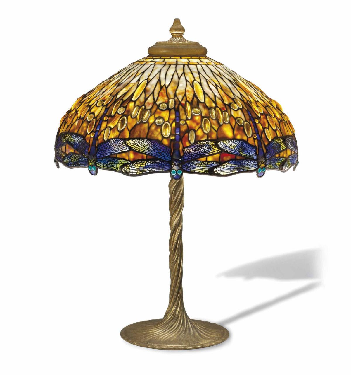Tiffany lamps hold value through dark economic turns arubaitofo Gallery