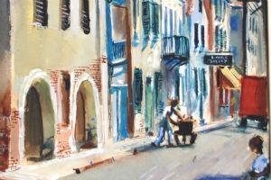 Charleston Estate Auctions offers notable original art Oct. 23