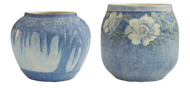 Newcomb College art pottery is a staple at many Crescent City estate auctions. This sale will be no exception. Crescent City Auction Gallery image