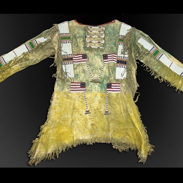 sioux-beaded-war-shirt