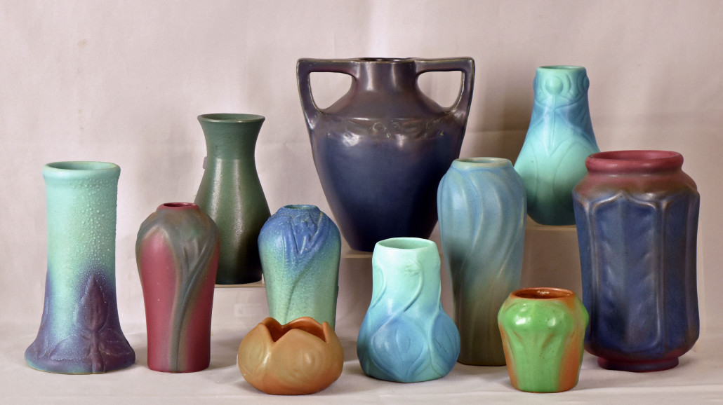 Judd's Auction Gallery to sell huge Van Briggle pottery collection Nov. 5
