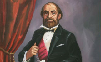 Van Eaton Galleries auctions Disneyland painting for $172,500