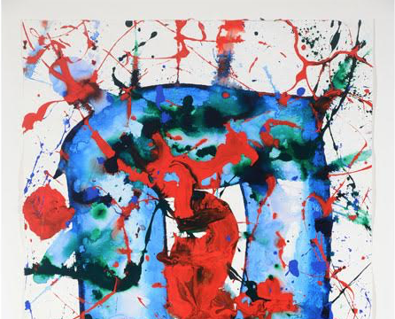 Original Sam Francis paintings, other important artworks lead Michaan's Dec. 9 auction