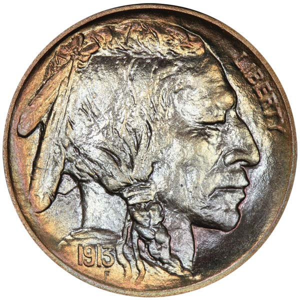 1913-type-ii-buffaolo-nickel