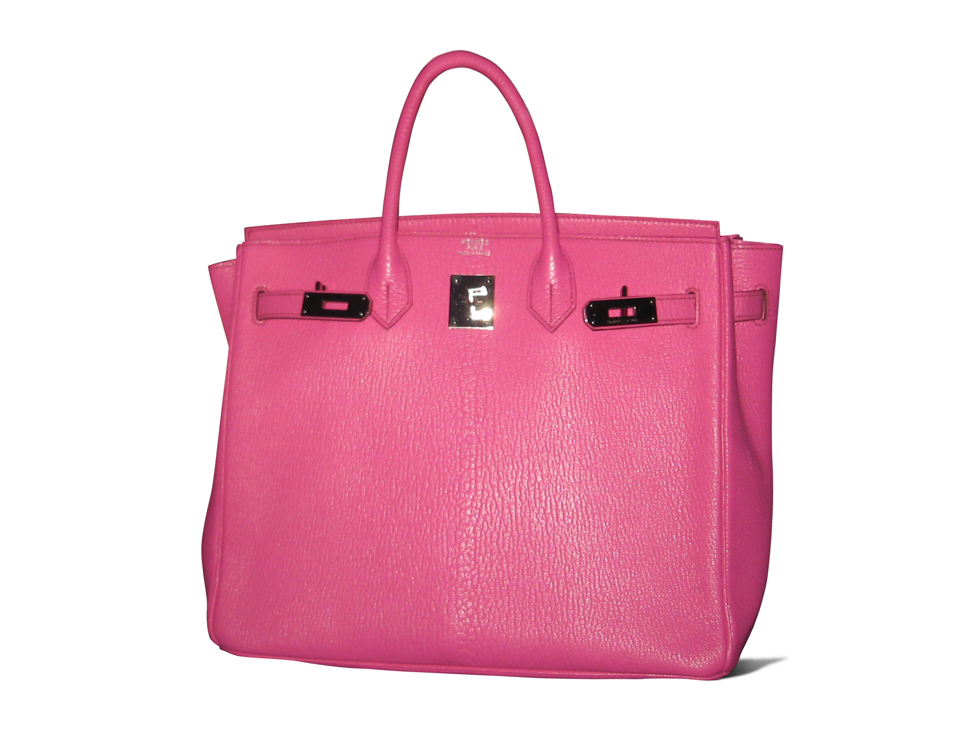 Hermes Birkin purse. This file is licensed under the Creative Commons Attribution 2.0 Generic license.