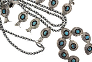 Billy the Kid online auction loaded with Navajo jewelry Jan. 29